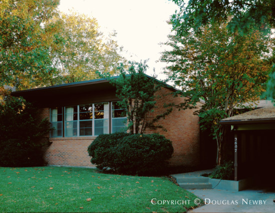 Residence Designed by Architect Arch B. Swank - 3607 Amherst Avenue