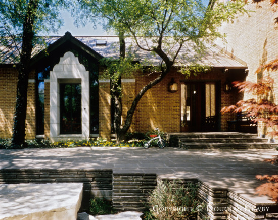 Significant Modern Home Designed by Architect Charles Moore - 9019 Broken Arrow Lane