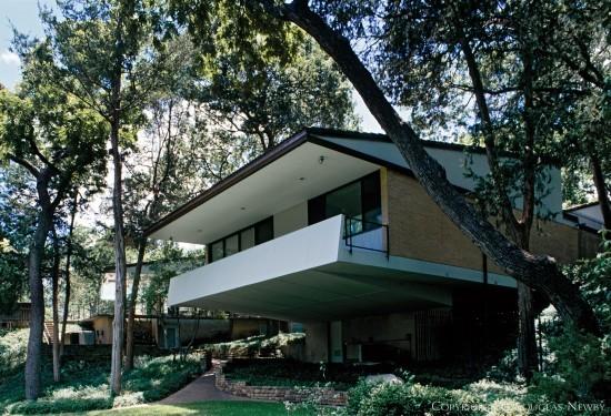 Significant Estate Home Designed by Architect Harold Prinz - 718 Kessler Lake Drive