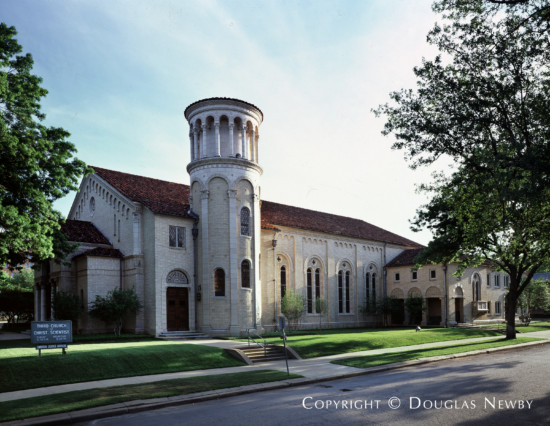 Significant Church Designed by Architect Mark Lemmon - 4419 Oak Lawn Avenue