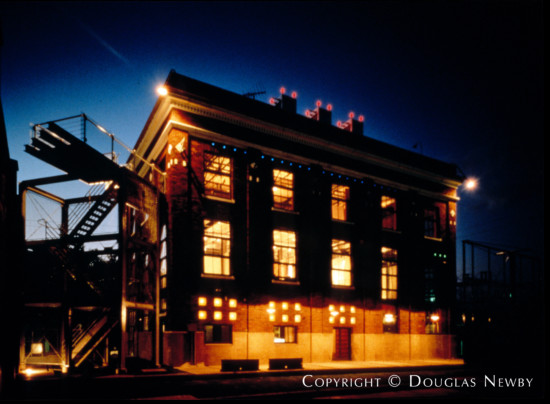 Significant Industrial Building Designed by Architect Gary Cunningham - 3321 Armstrong Avenue