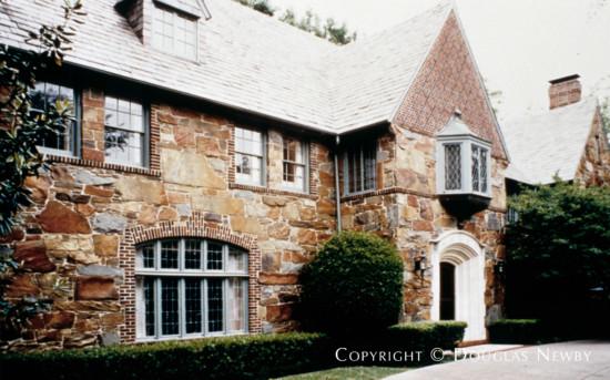 Estate Home Designed by Architect Clyde H. Griesenbeck - 7037 Vassar Avenue
