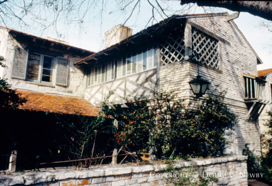 Significant Residence Designed by Architect Charles S. Dilbeck - 4100 University Boulevard