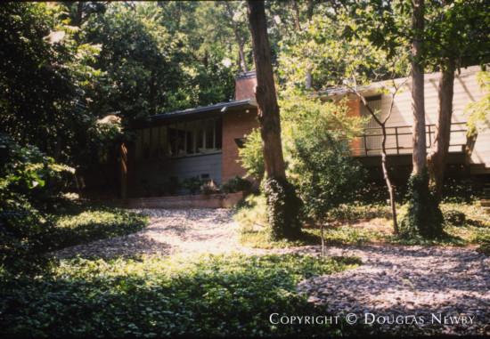 Home Designed by Architect David Braden - 1435 Cedar Hill Avenue