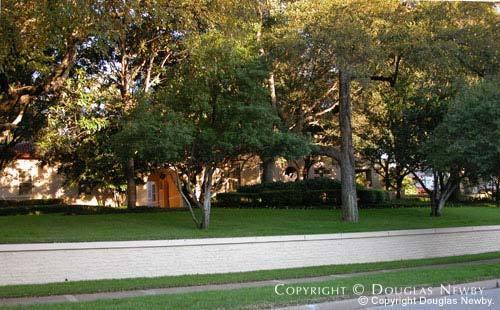 Estate Home Designed by Architect C.W. Bulger & Son - 4712 Lakeside Drive