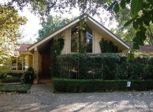 Home Designed by Architect Joseph Gordon - Joseph Gordon Home North of Preston Hollow