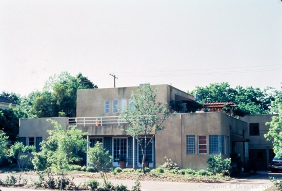 Art Deco Home Designed by Architect John Astin Perkins - 4637 Mockingbird Lane