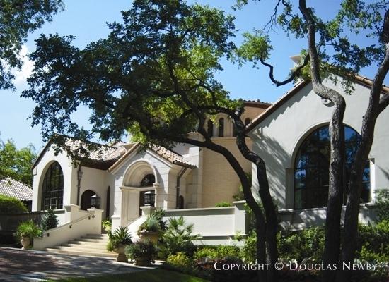 Estate Home Designed by Architect Patrick Ford - 5242 Ravine Drive