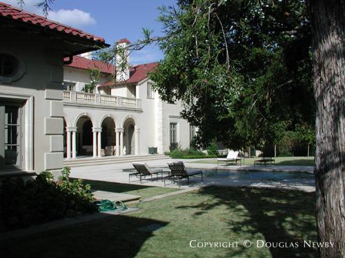 Estate Home Designed by Architect Wilson Fuqua - 8602 Jourdan Way