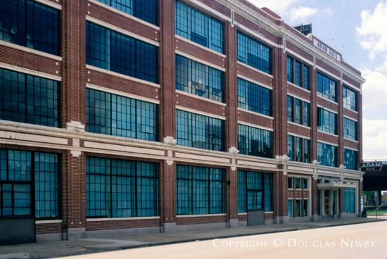 Significant Building in East Dallas - Adam Hats Lofts
