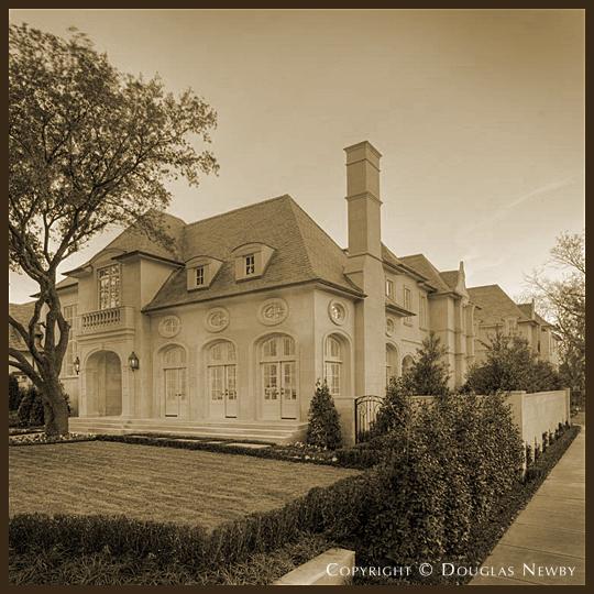 House Designed by Architect Clint Pearson - Clint Pearson Home on Lexington Avenue