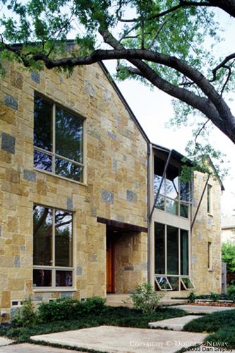 Home Designed by Architect Dan Shipley - 3706 Colgate Avenue