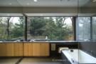 Guest Bath Designed by Paul Draper in Frank Welch Home