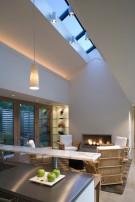 Interior Designer Paul Draper Pool House Interior in Home on Farquhar