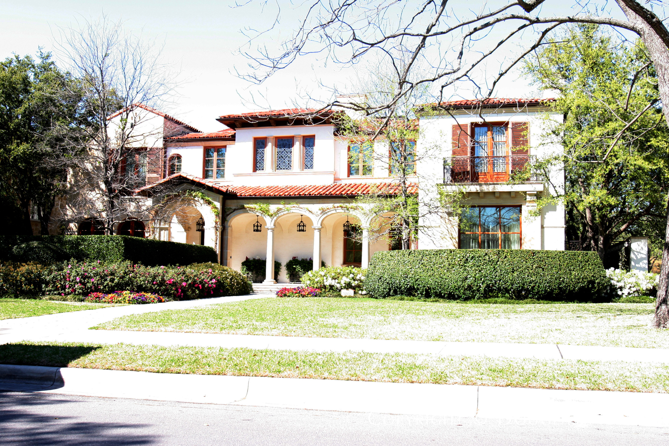Home in Second Section of Old Highland Park