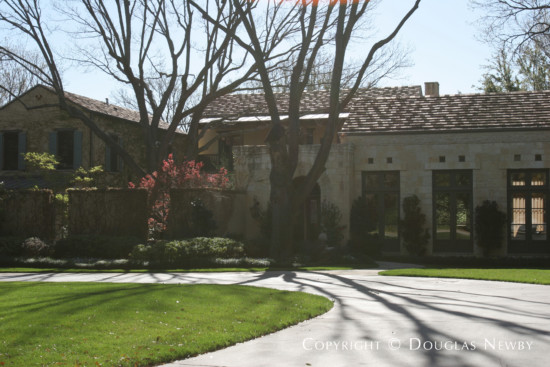 Estate Home Designed by Architect David Stocker - 9946 Rockbrook Drive