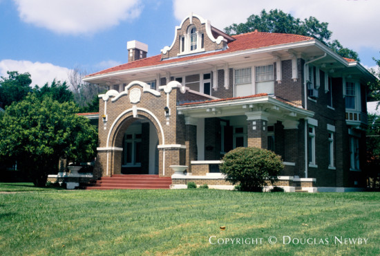 Significant Residence in East Dallas - 2707 South Boulevard