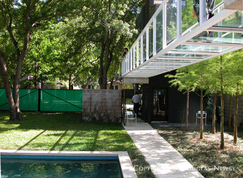 Home Designed by Architect Gary Cunningham - 4404 Greenbrier Drive