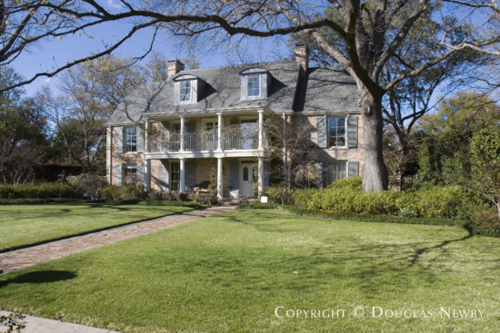 Real Estate in University Park - 4024 Druid Lane