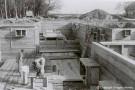 Inside Original Construction of Dallas Estate Home
