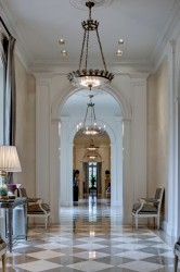 Mayflower Estates French Chateau Home