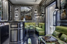1930s Bar in the Crespi Hicks Estate Home Designed by Architect Maurice Fatio