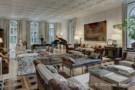 Living Room in Crespi Hicks Estate Home in Mayflower Estates