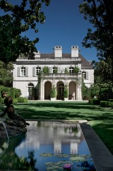Architect Maurice Fatio Designed Home in Preston Hollow