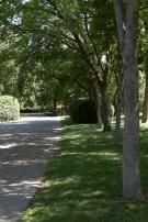 Informal Drive to Mayflower Estates Home