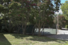 Preston Hollow Estate Home Tennis Court