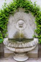 Dallas Estate Home Fountain