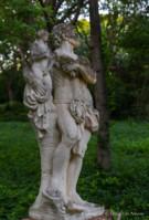 Statue Sited on Dallas Estate Property