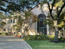 Old Highland Park architecturally and historically significant home.