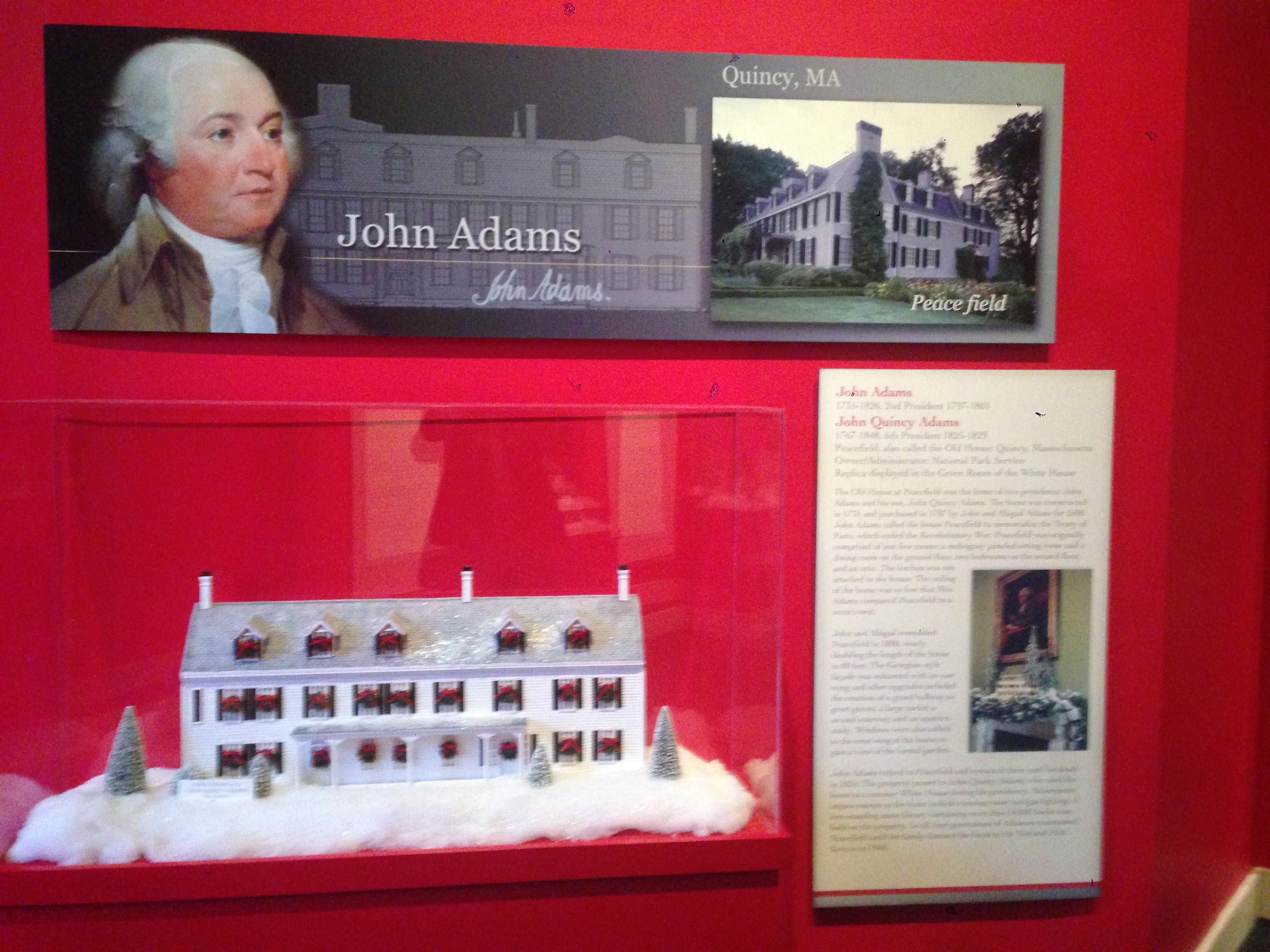 Adams' Christmas House