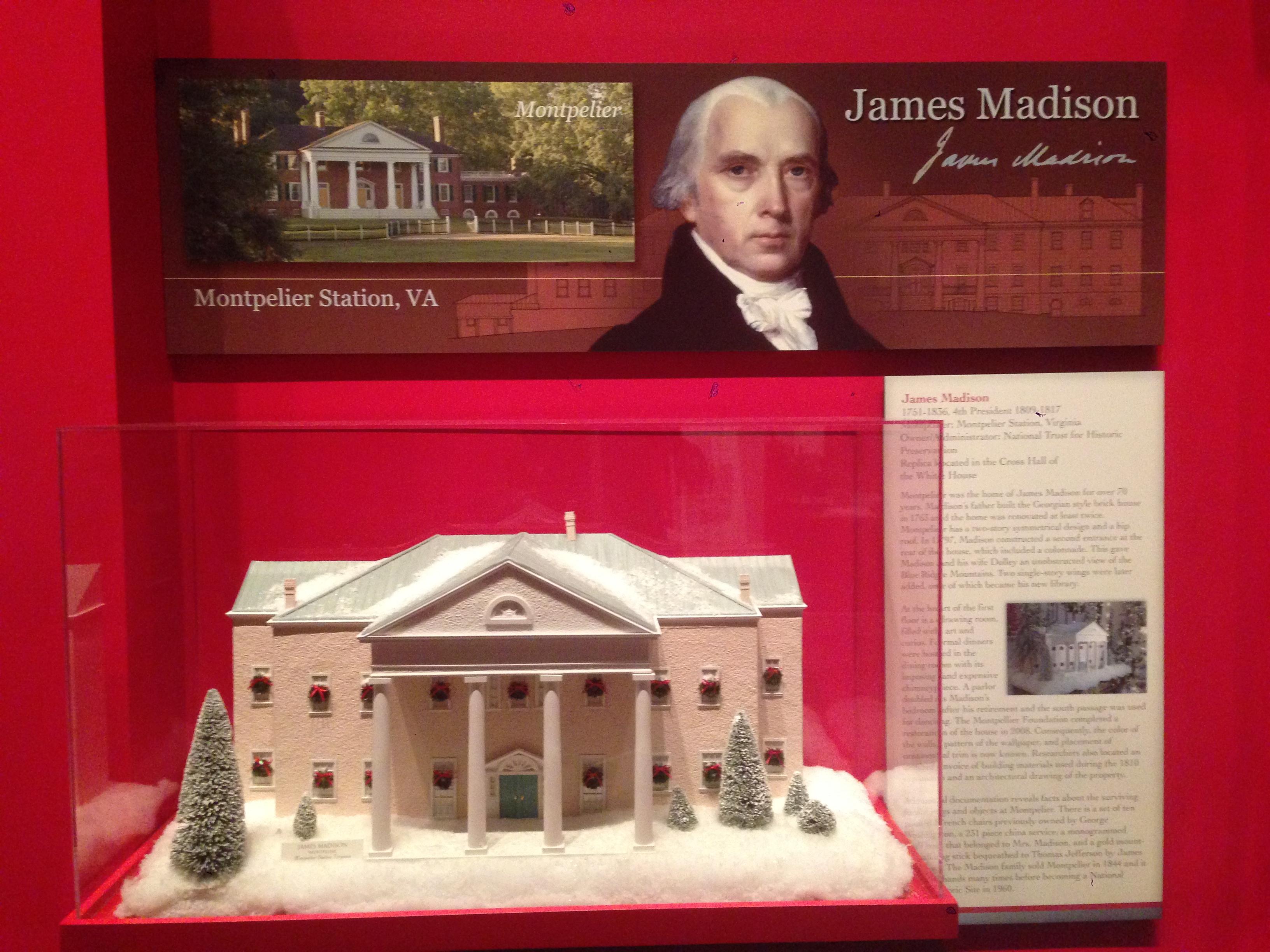 Madison's Christmas House