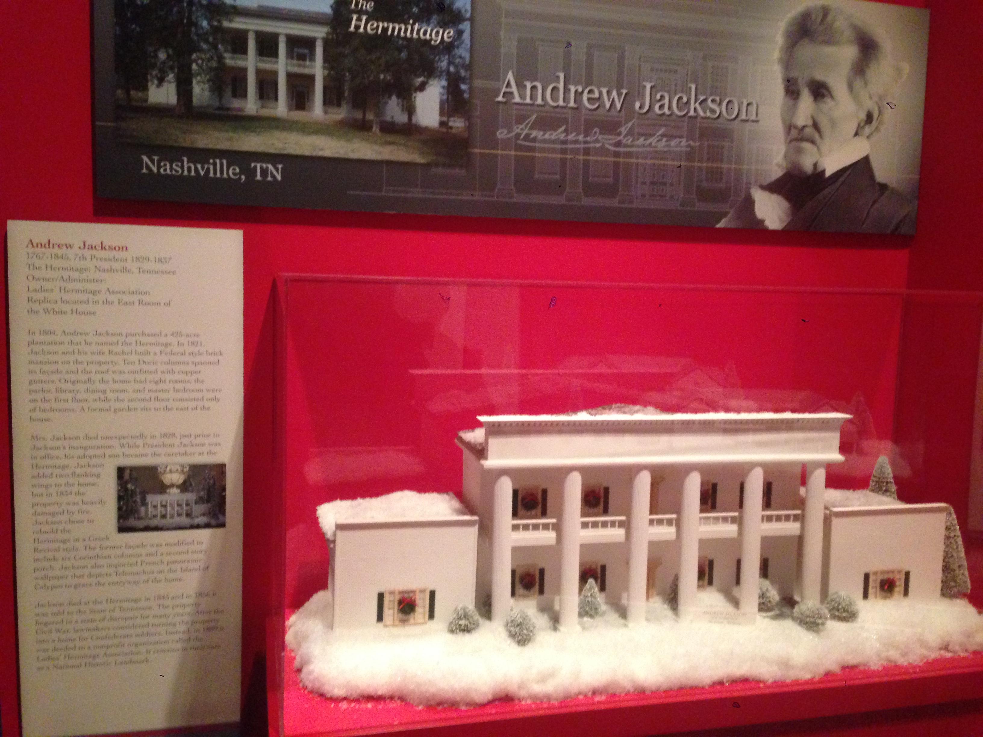 Jackson's Christmas House