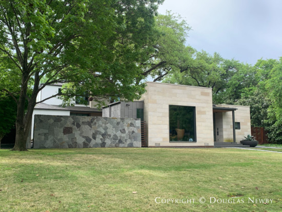 Greenway Parks Conservation District Architect Designed Home