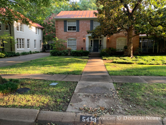 Brick Home in Greenway Parks