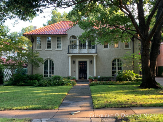 Greenway Parks Traditional Home