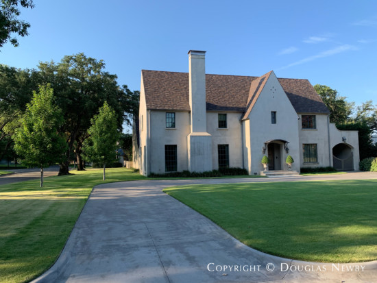 Greenway Parks Home in Dallas