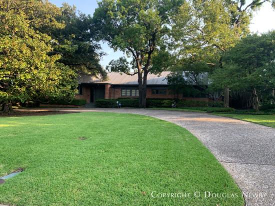 Architect Designed Home in Dallas