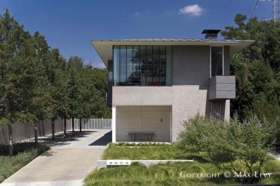Katy Trail House Designed by Max Levy