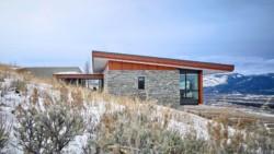 Cliff Welch Designed Modern Home