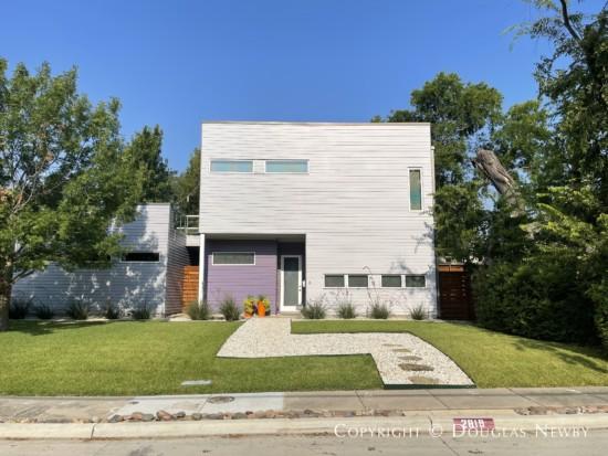 Modern Home in Lakewood Heights