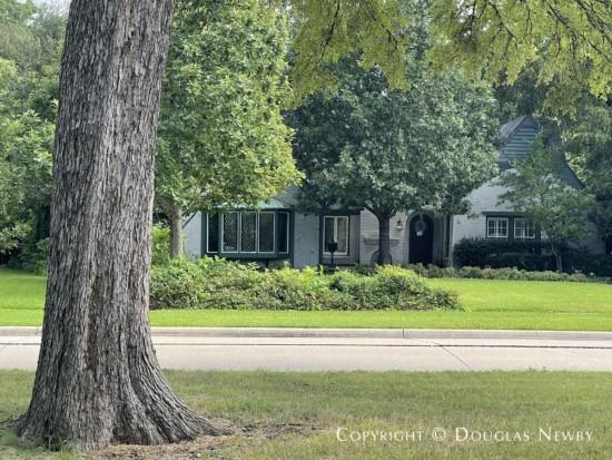 Original Forest Hills Boulevard Tudor Home