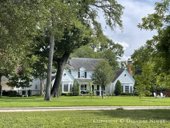 Two-Story Colonial Revival Style Home in Forest Hills Neighborhood