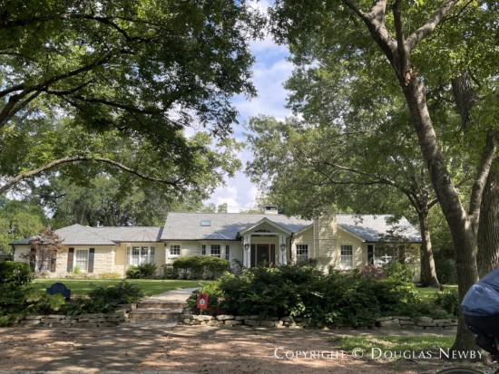 One-Story Home in White Rock Lake Neighborhood