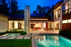 Modern Preston Hollow Neighborhood Home