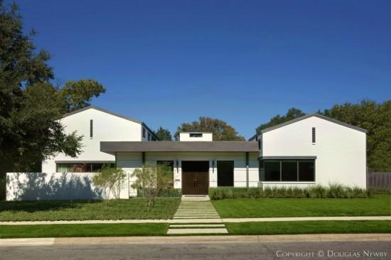 House Designed by Architect Joshua Rice - 5343 Livingston Avenue