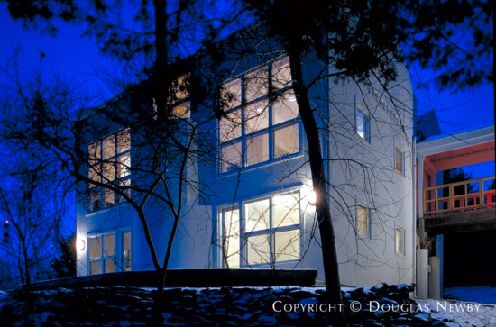 Significant Modern Estate Home Designed by Architect George Woo - 20 Summit Place, Cedar Hill, Texas
